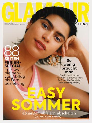 Glamour Juli 2019