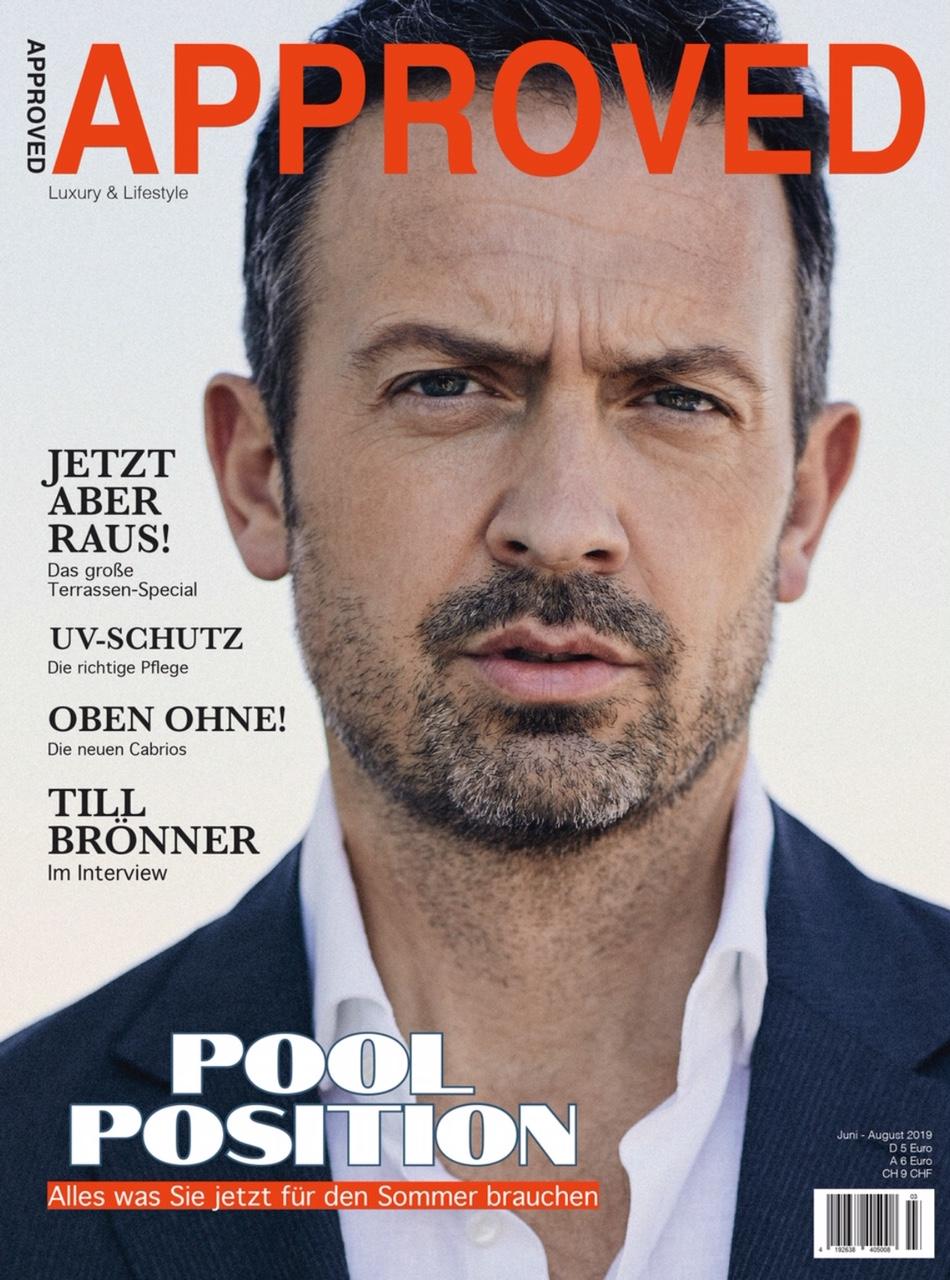 Approved Magazin Juni-August 2019 Esensa Mediterana
