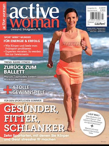 Active Woman 03/2019 Presse Esensa Mediterana