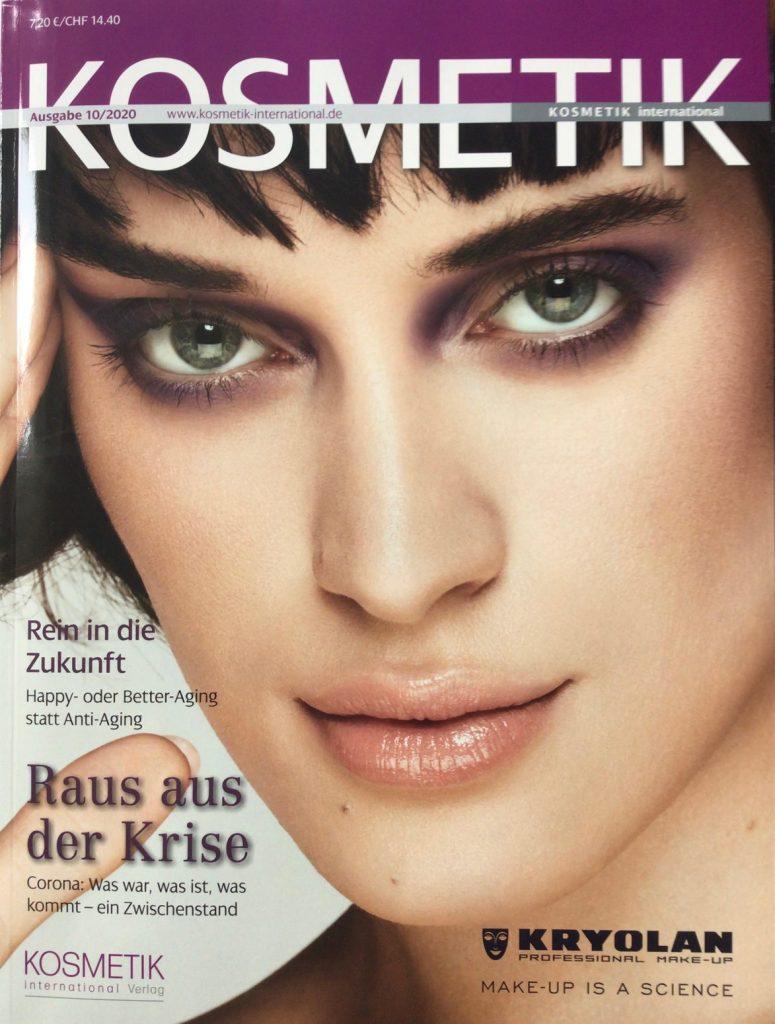 Veröffentlichung in Kosmetik International