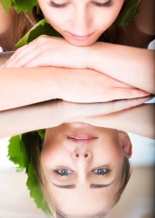Gesichtsbehandlung Vinotherapie Esensa Mediterana